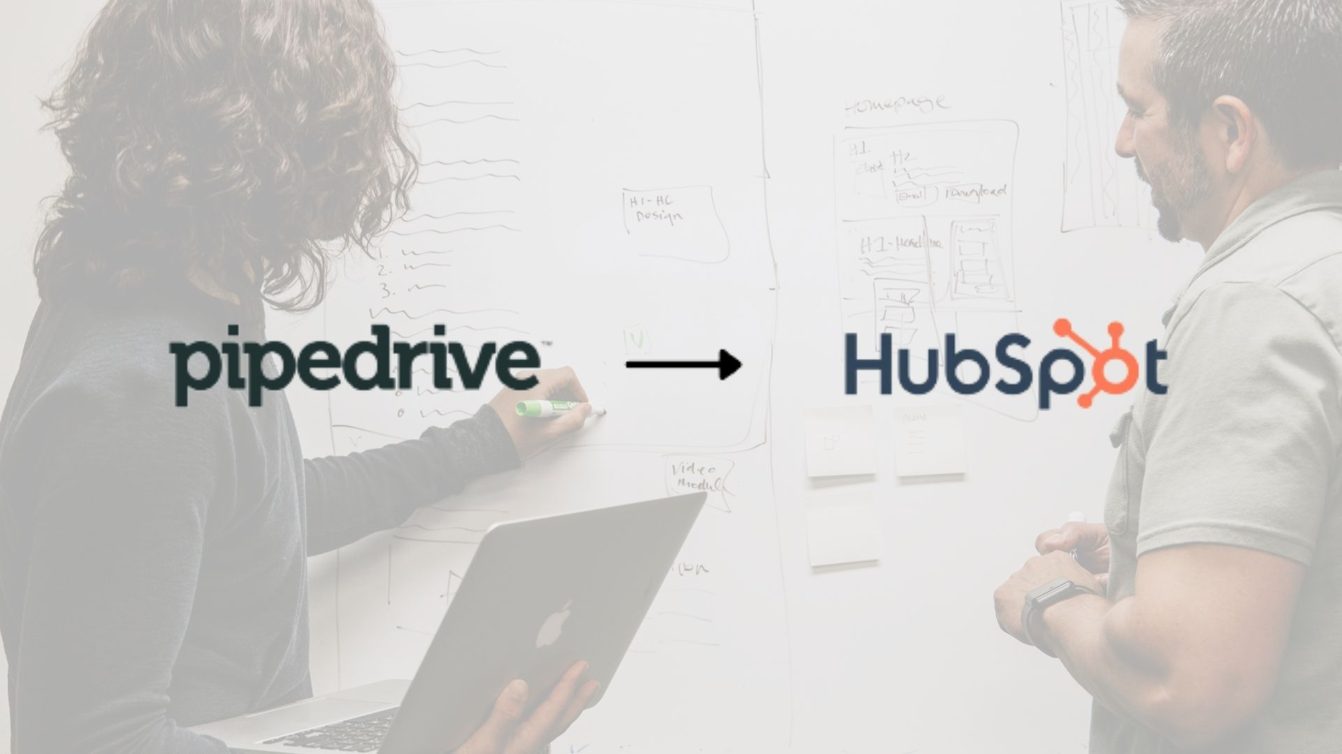 Migration Pipedrive CRM vers Hubspot CRM